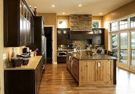 cuisines rustiques bois comment combiner le moderne et le rustique plans pluriel
