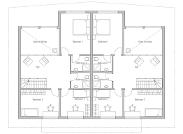 Simple Duplex House Plans Simple Duplex House Plans Escortsea