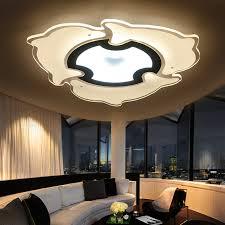 modern led ceiling lights for living room indoor lighting plafon