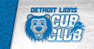 cubs newborn fan club detroit lions cub club