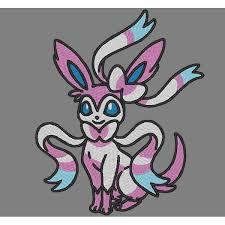 design embroidery pokemon embroidery design