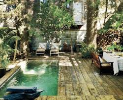 Patio That Turns Into Pool Best 25 Container Pool Ideas On Pinterest Diy Swimming Pool
