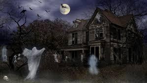 free haunted house wallpaper wallpapersafari