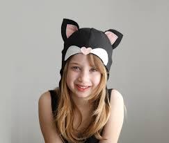 kitten pattern diy costume mask sewing tutorial creative play