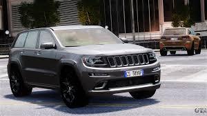 srt8 jeep modified jeep grand cherokee srt8 2015 v1 0 for gta 4