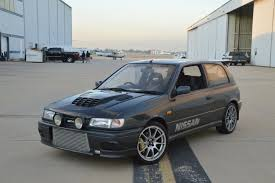 nissan pulsar 1990 nissan pulsar gti r toprank international vehicle importers