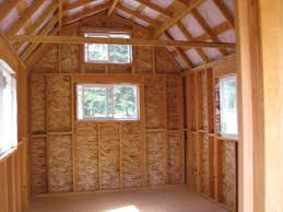 build portable work shed
