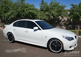 black rims for bmw 5 series 2009 bmw 5 series with 20 giovanna lisbon in matte black wheels