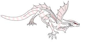 post the last thing you drew of dragons how to train