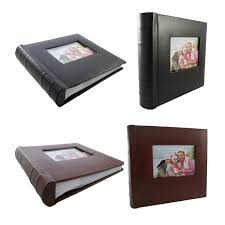 photo albums in bulk wholesale bulk dropshipper town 2 pack bonded leather photo