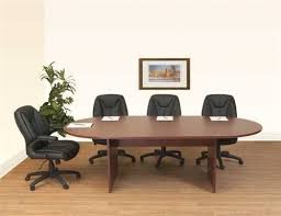 Oval Boardroom Table Ofl 8 U0027 Ft Oval Shaped Conference Table