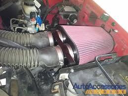 nissan titan air intake s u0026b cold air intake s and b cold air intake systems