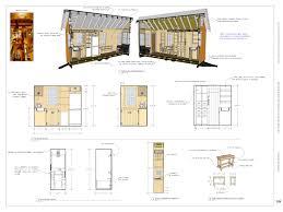 floor plan tiny house and blueprint tinyhouse blueprint tiny