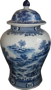 pgj001 chinese style ginger jar
