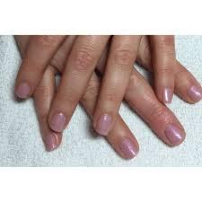 cnd creative nail design shellac power polish fragrant freesia