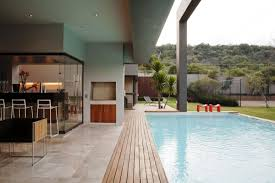 exterior design astounding minimalist homes with green lawn and