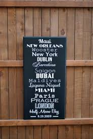 Personalized Wood Signs Home Decor Housewarming Gift Home Sweet Home Latitude Longitude Sign