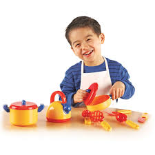 learning resources pretend u0026 play cooking set walmart com