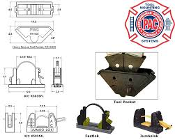 pac heavy rescue tool mount