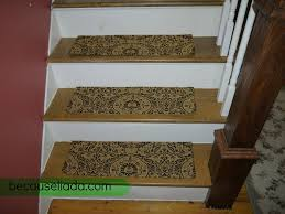 make your own carpet stair treads u2014 because l i a d a