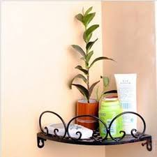 Wrought Iron Bathroom Shelves Wrought Iron Shelves Wall Mounted Smartly Kitchen Kitchen Wall