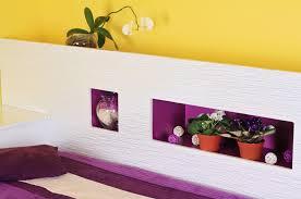 wandgestaltung schlafzimmer lila wohndesign cool farbgestaltung schlafzimmer lila wohndesigns