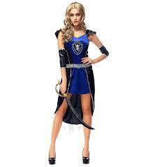 Halloween Costumes Nightclubs Halloween Ancient Greek Ares Female Warrior Goddess Game Uniforms