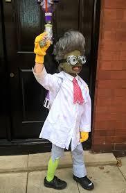 Enderman Halloween Costume Pvz Plants Zombies Garden Warfare Scientist Halloween Costume
