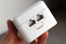 Tpl 401e2k Actiontec Wireless Network Extender Plus Powerline Network Adapter