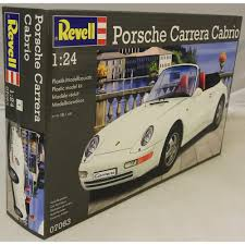 porsche 911 model kit revell 1 24 07063 porsche 911 cabrio model car kit