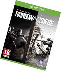 siege xbox 360 tom clancy s rainbow six siege xbox one ebay