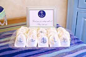 nautical baby shower favors nautical themed baby shower ideas artful homesteader