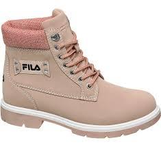 womens boots deichmann deichmann fila fila lace up boots gold ebay