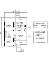 beach house plans pilings amazingplans com house plan vl856 p beach pilings victorian