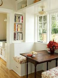 kitchen ideas breakfast nook built in kitchen nook plans built in