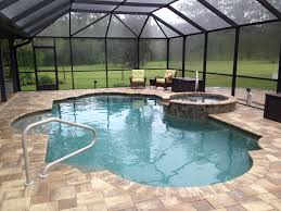 Backyard Pools And Spas by New Pools And Spas Custom Designs Since 1975