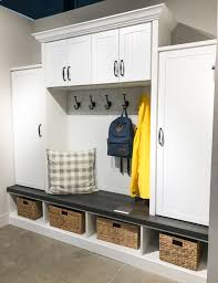 Mudroom Design Working With Inspired Closets To Create Functionally Beautiful