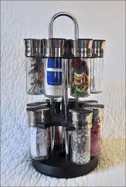 Wall Mount Spice Rack With Jars Kitchen Awesome Wooden Spice Cabinet Homesense Spice Rack Empty