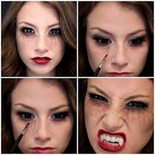 pretty beautiful scary y vire makeup bees so por from last few years