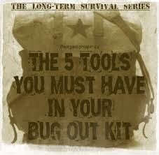 Arm Chair Survivalist Design Ideas Term Survival These Are The 5 Tools You Must In Your