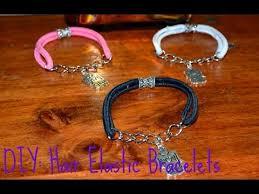 diy bracelet elastic images Diy hair elastic bracelets jpg