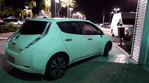 nissan leaf quick charge time nocturnal charging is tampa to cocoa beach in a 2015 nissan
