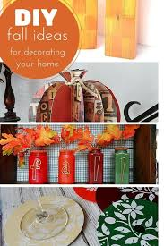 Ideas For Decorating Your Home 273 Best Fall Images On Pinterest Desserts Gardening And Recipes