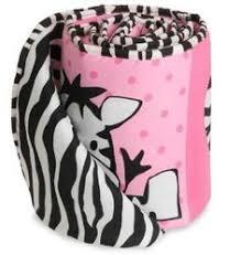 Pink Zebra Crib Bedding I Zebra Crib Bedding By Baby Boom Baby Boom Nursery