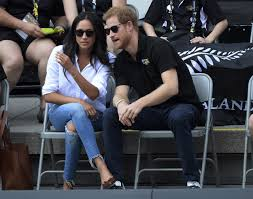 prince harry meghan markle together at official event new york ny