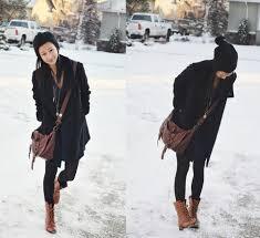 alyssa lau shopruche messenger bag steve madden combat boots