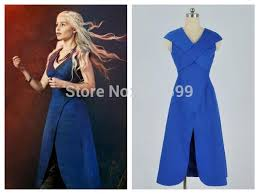 Game Thrones Halloween Costumes Daenerys Aliexpress Buy Game Thrones Daenerys Targaryen