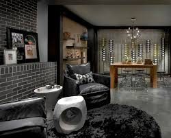 Wine Tasting Table Minneapolis Wine Tasting Table Cellar Contemporary With Stone Wall