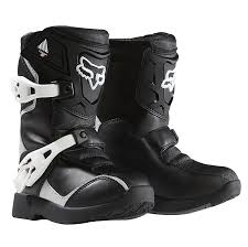 motocross boots size 10 amazon com fox racing wee comp 5k boots 10 us kids black