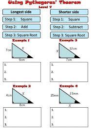 pythagoras aim to be able to know pythagoras u0027 theorem all will
